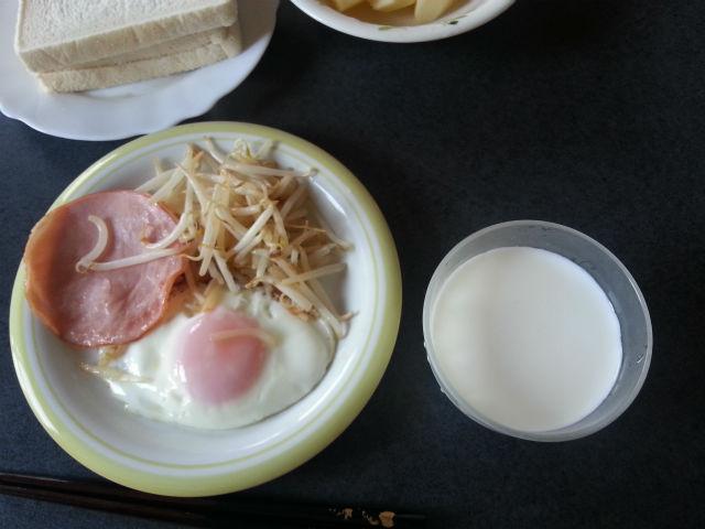 認知症 朝食