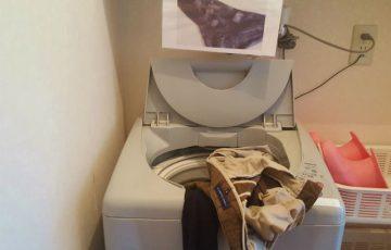認知症 洗濯