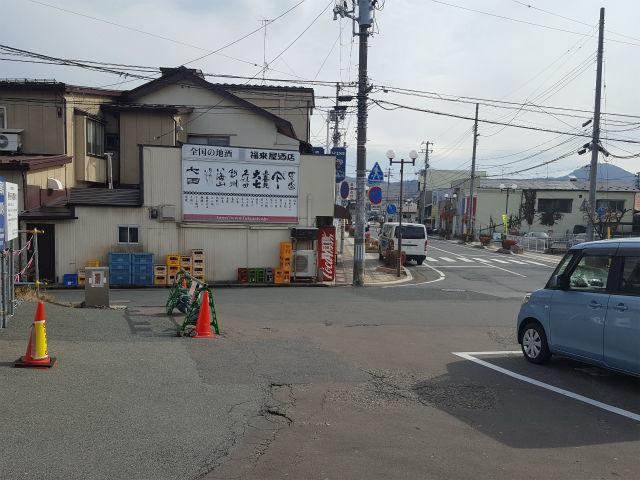 仙北町駅前