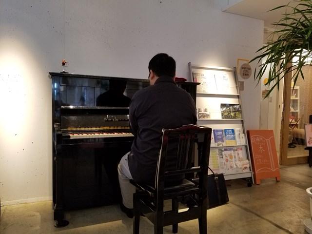 認知症 ピアノ 生演奏