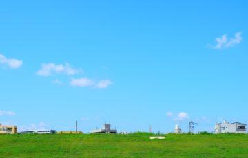 田舎と都会